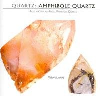 Benefits of AMPHIBOLE QUARTZ